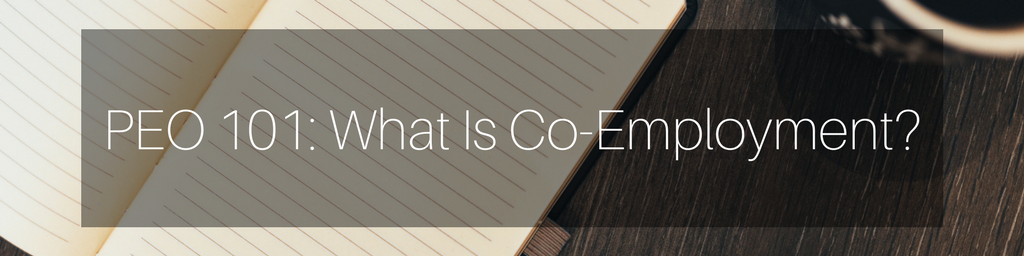 What Is Co-Employment?